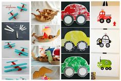 41 crafts for boys. Or girls. Or really, whoever wants to make them. They're awesome.
