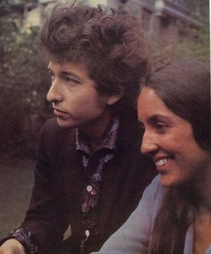January 9: Joan Baez was born in 1941 - here singing Bob Dylan songs