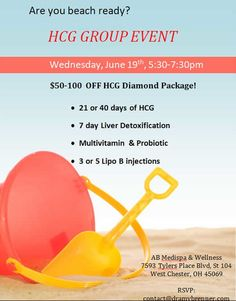 RSVP for our HCG group event!