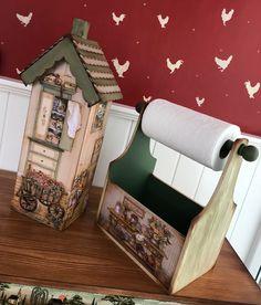 Günaydıııın... Ahşap boyama çalışmalarına katılıp siz de böyle ciciler üretmek isterseniz bekleriz.Çalışmalar hakkında bilgi almak için… Decor Crafts, Home Crafts, Diy And Crafts, Home Decor, Diy Projects To Try, Wood Projects, Tea Holder, Decorating Coffee Tables, Miniature Furniture
