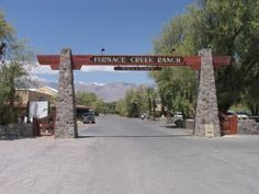 Furnace Creek Ranch, Death Valley