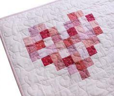 Free Pattern // Heart to Heart Quilt | Dear Stella Design