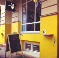 CHAPTER ONE coffee berlin