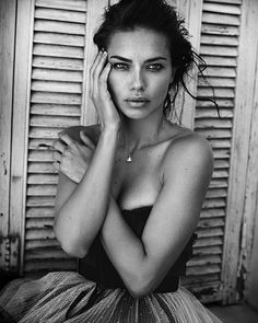 "theuniqueadrianalima: ""Adriana Lima for Harper's Bazaar Spain, by Vincent Peters "" Celebrity Advertising, Brazilian Models, Adriana Lima, Bombshells, Female Art, Maybelline, Victoria Secret, Photoshoot, Actresses"