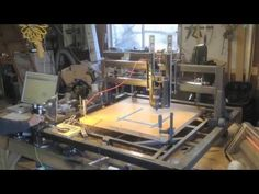 How to: DIY Arduino CNC Router Cutter Welder (Part 2: Y-Axis) - YouTube