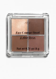 & Other Stories image 1 of Face Contour Cream Palette in Beige