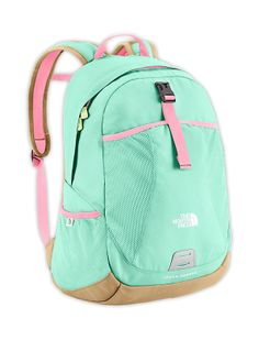 The North Face Girls' Backpacks RECON SQUASH BACKPACK on Wanelo