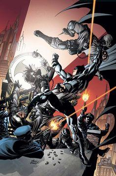 Batman Eternal #8 - Andy Kubert