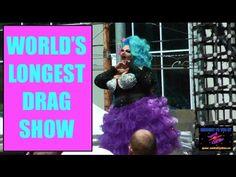 World's Longest/Biggest Drag Show - Bianca Del Rio, Chi Chi Devayne, Gia...