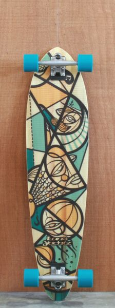 I'm rather hoping for a longboard for a graduation, birthday, or wedding present!