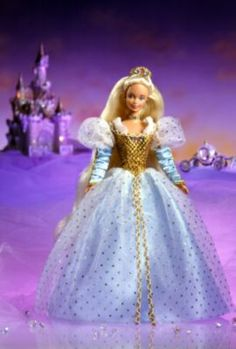 Barbie® Doll as Cinderella | The Barbie Collection