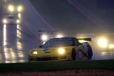 Corvette Racing Splashes to Fourth and Sixth in Rain-Shortened Petit Le Mans | Corvette News Blog & Discussions at Corvette Fever Magazine