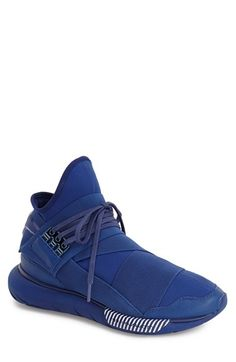 Y-3+'Qasa+High'+Sneaker+(Men)+available+at+#Nordstrom