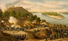 Interactive Civil War Battles and Causes and effects