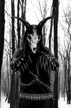 The Black Metal Genre Black Metal, Death Metal, Dark Fantasy Art, Dark Art, Kopf Tattoo, Black Phillip, Satanic Art, Metal Tattoo, Extreme Metal