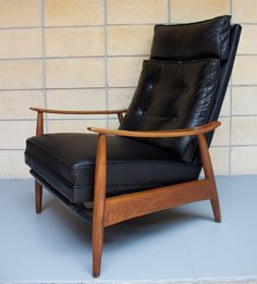 SALE Milo Baughman Recliner by Thayer Coggin by TrystCraft on Etsy