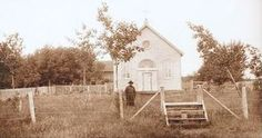 St Charles. In 1854 Bishop A.-A. Taché directed Father Louis-François Laflèche (Métis) to found the Catholic mission of St. Charles. A small log chapel was built in 1855. The frame church shown above was built in 1866, near the original chapel.