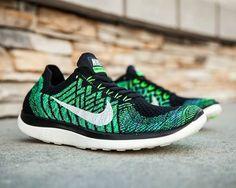 Nike Free Flyknit 4.0 Green