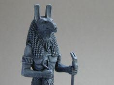 Set Seth Egyptian God Statue Sculpture. Ancient by HouseOfKemet
