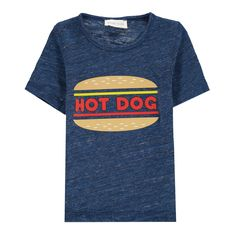 Hot Dog T-Shirt with Marl-product