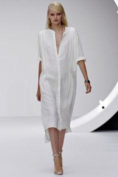 White Shirt Dress With Belt | {spring/summer} | Pinterest | Belt ...