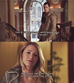 Find images and videos about quotes, gossip girl and blake lively on We Heart It - the app to get lost in what you love. Gossip Girls, Mode Gossip Girl, Gossip Girl Serena, Gossip Girl Quotes, Gossip Girl Fashion, Gossip Girl Scenes, Dan Humphrey, Chuck Bass, Tv Show Quotes