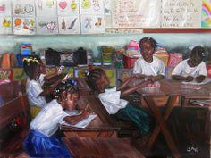 Classroom-Jonathan Guy Gladding