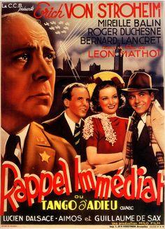 Immediate Call (1939)