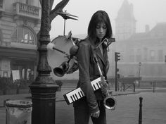 La Petite. Charlotte Gainsbourg.