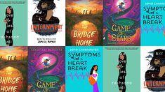 If you're looking for books about the South Asian experience, you're in luck. This year holds a slew of new books about navigating the world as South Asian, Fiction Novels, Romance Novels, Middle School Novels, Asian Books, Recommended Books To Read, Asian Kids, Asian History, Ya Books, New Friends