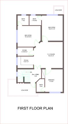 House plans in pakistan home design and style for Pakistan house designs floor plans