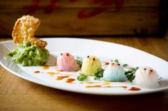 From shumai served alongside a potent cocktail to rice noodle rolls that come…