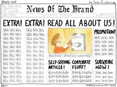 news of the brand - Tom Fishburne