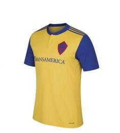 2017-18 Cheap Jersey Colorado Rapids Away Replica Football Shirt [JFCB839]