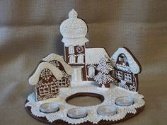 advent Cookie Decorating, Advent, Xmas, Cookies, Baking, Cake, Desserts, Little Cottages, Christmas