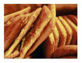 Dukan Diet Bacon And Gouda Flatbread Crackers recipe