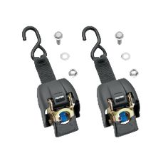 Retractable Transom Ratchet Tie Downs (Fulton Products) 2060366 - iboats.com