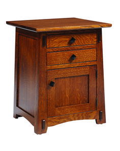 Tall Olde Shaker End Table