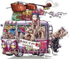 Bark if you love Yorkies!
