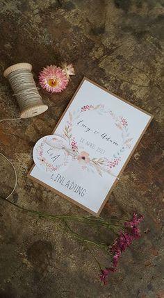 Vintage Wedding   Einladung Hochzeit   DIY | Einladungen Hochzeit,  Einladungen Und Einladungskarten
