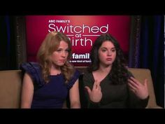 Switched at Birth: Integrating Sign Language. This show brings deaf actors together, Sean Berdy, Marlee Matlin, and Hard of Hearing Actress Katie Leclerc who plays the main character Daphne.