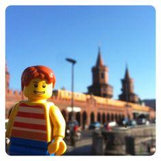 Oberbaumbrücke i<3berlin #berlin #travel #lego #berlintourist #oberbaumbrücke #igersberlin - @lampenfieber- #webstagram
