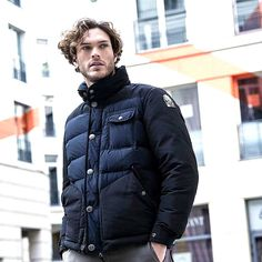 Parajumpers Denali Jacket Dam, Men's Parajumpers Kobuk Jacket. Cheap Online. Your Right Choice