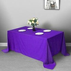 Diy Reception Decorations, Flower Table Decorations, Event Decor, Tablecloth Sizes, Tablecloths, Table Overlays, Theme Color, Birthday Table, Mesas