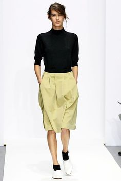 Margaret Howell - Spring/Summer 2016 Ready-To-Wear - LFW (Vogue.co.uk)