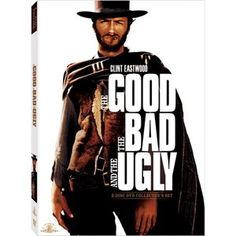 """1966 Italian epic Spaghetti Western film directed by Sergio Leone and starring Clint Eastwood as """"the Good"""", Lee Van Cleef as """"the Bad"""", and Eli Wallach as """"the Ugly Old Movies, Great Movies, Awesome Movies, Indie Movies, Comedy Movies, Vintage Movies, Love Movie, Movie Tv, Perfect Movie"""