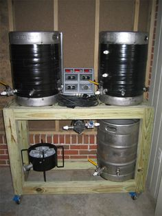 My New HERMS Setup - Home Brew Forums
