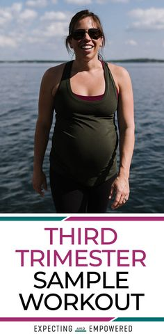 Third Trimester: Recommendations and Sample Workout — Expecting and Empowered - All About Baby - Maternity Clothes First Trimester, Pregnancy Exercise First Trimester, First Trimester Tips, Trimesters Of Pregnancy, Third Trimester, Pregnancy Workout, Pregnancy Memes, Pregnancy Bump, Pregnancy Months