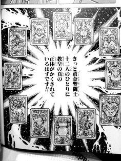 Saint Seiya, 12 zodiac signs