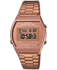 Casio Vintage Retro Digital Silver Unisex Day Date Alarm Light Watch for sale online Casio Digital, Digital Watch, Casio Vintage Rose, Vintage Rose Gold, Vintage Black, Men's Vintage, Vintage Style, Retro Watches, Vintage Watches